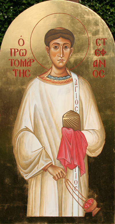 Saint Stephen, Deacon and Martyr dans immagini sacre saint-stephen-2