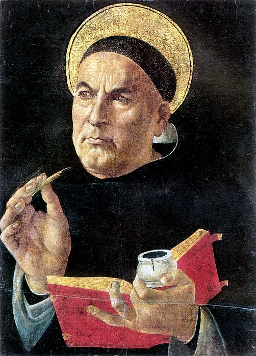 thomas aquinas presbyter and theologian 1274 for all the saints. Black Bedroom Furniture Sets. Home Design Ideas