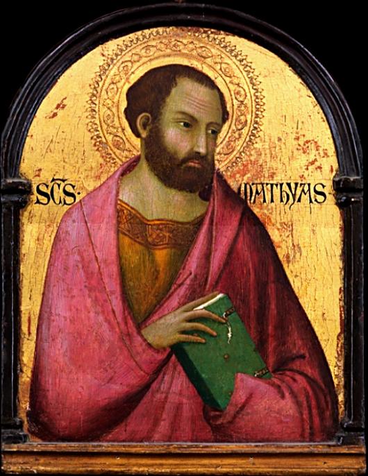 Saint Matthias, apôtre dans images sacrée saint_matthias