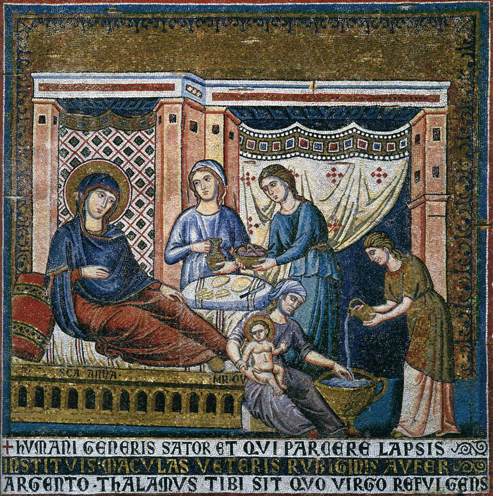 How the Nativity of the Blessed Virgin Mary changed the world