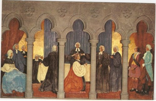 Consecration of Samuel Seabury