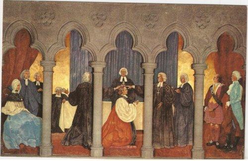 Consecration of Samuel Seabury